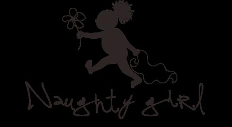 Naughty girl ネイルサロン ロゴ